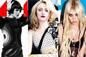 Ali Lohan, Dakota Fanninh, Taylor Momsen.