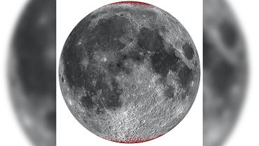 Rdza na Księżycu. Naukowcy dokonali zaskakującego odkrycia. Mają już wyjaśnienienie