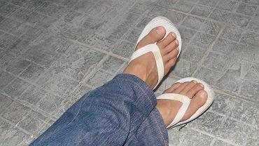 Żaden lakier i żaden but nie pomogą, jeśli stopa nie jest zdrowa
