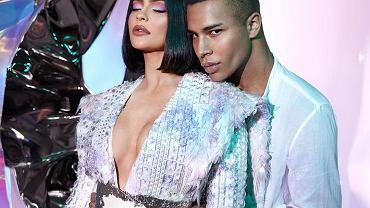 Kylie Jenner stworzyła kolekcję kosmetyków we współpracy z Balmain