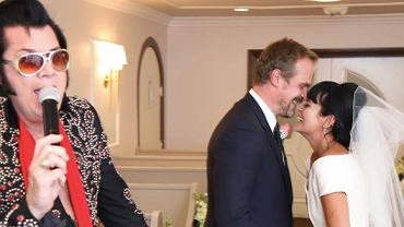 Ślub Lily Allen i Davida Harboura