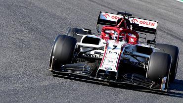 Sensacja w nieprawdopodobnych kwalifikacjach F1! Najlepszy wynik w sezonie zespołu Kubicy!