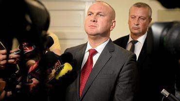 Były szef CBA Paweł Wojtunik