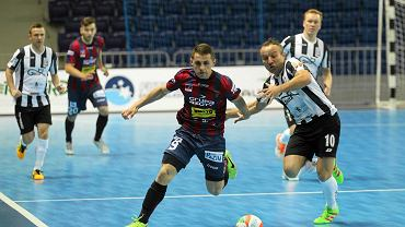 Mateusz Jakubiak z Pogoni 04 Szczecin