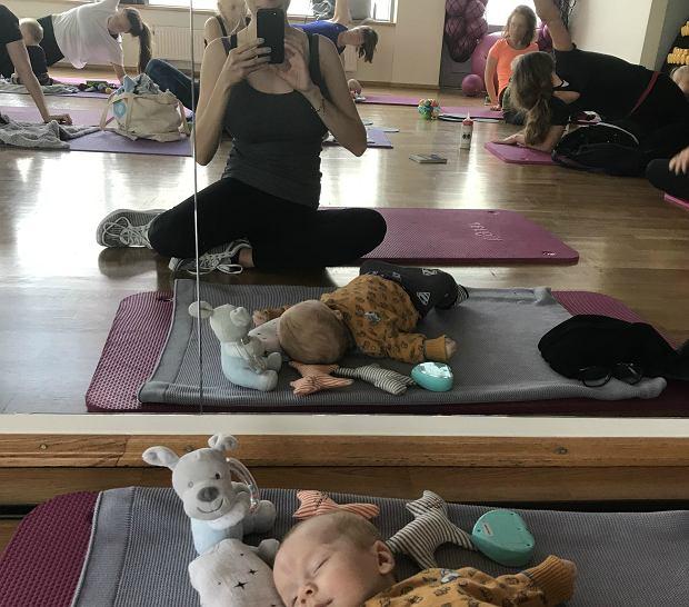 Śpi, kiedy inni ćwiczą