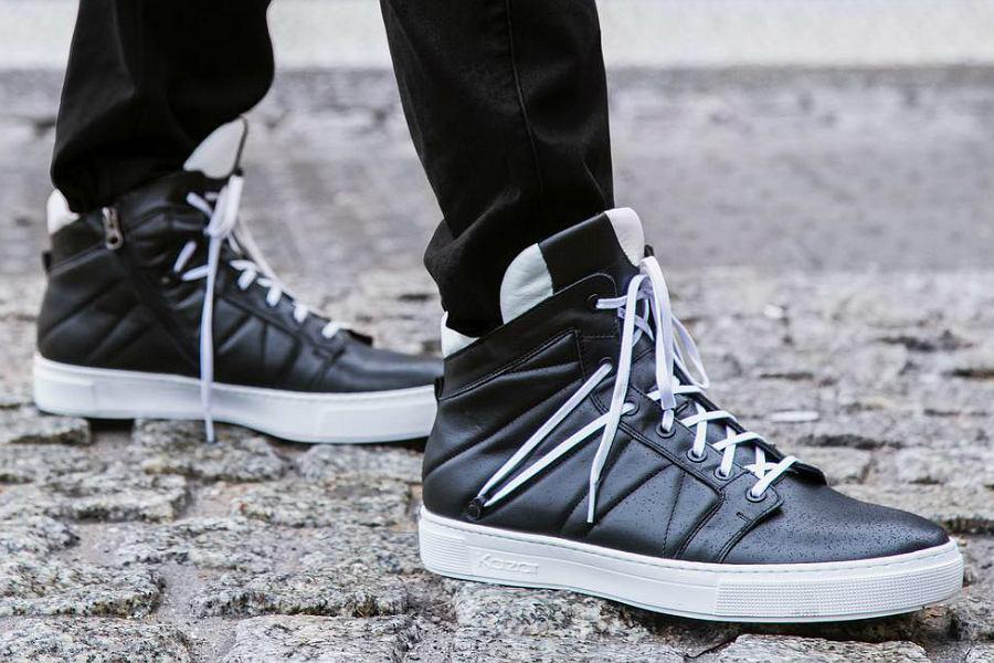 buty męskie na jesień Kazar