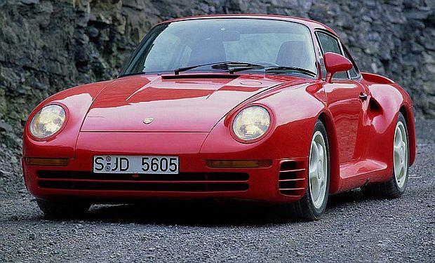 w 1992 roku Porsche wyprodukowało krótką serię ośmiu samochodów, które zostały sprzedane za kwotę 747 000 marek