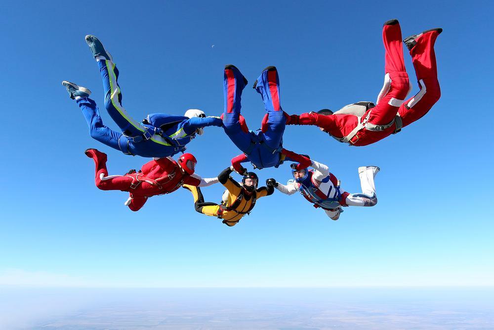 Randki online dla skoczków spadochronowych