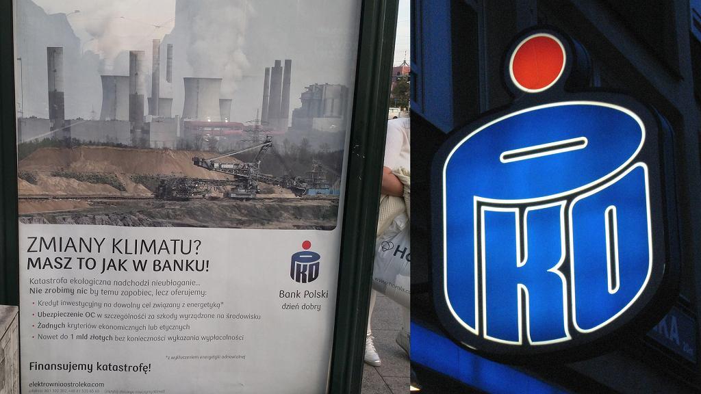 W Poznaniu pojawiły się fałszywe reklamy PKO BP