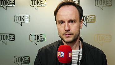 Krzysztof Horwat, reporter TOK FM