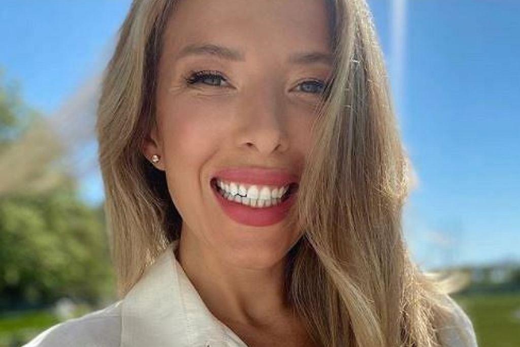 Ewa Chodakowska wróciła do naturalnego koloru włosów