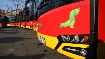 Nowe autobusy dla bielskiego MZK