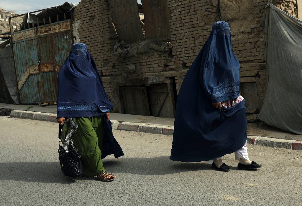 Afganistan po przejęciu władzy przez talibów
