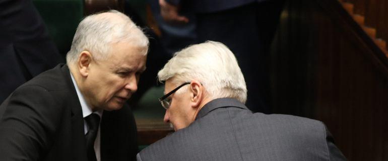 Waszczykowski skrytykował Kaczyńskiego? O rekonstrukcji rządu: nie rozumiał jej nikt