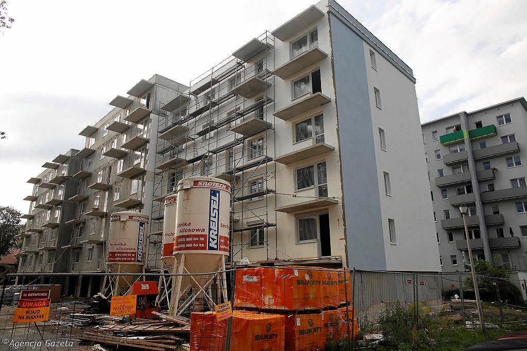 Budowa mieszkań (zdjęcie ilustracyjne)