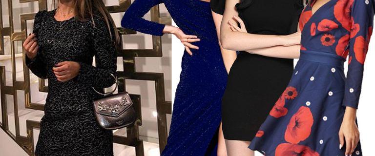 Sukienki, które wyglądają na ekskluzywne, a kosztują grosze