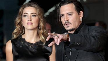 Amber Heard i Johnny Depp