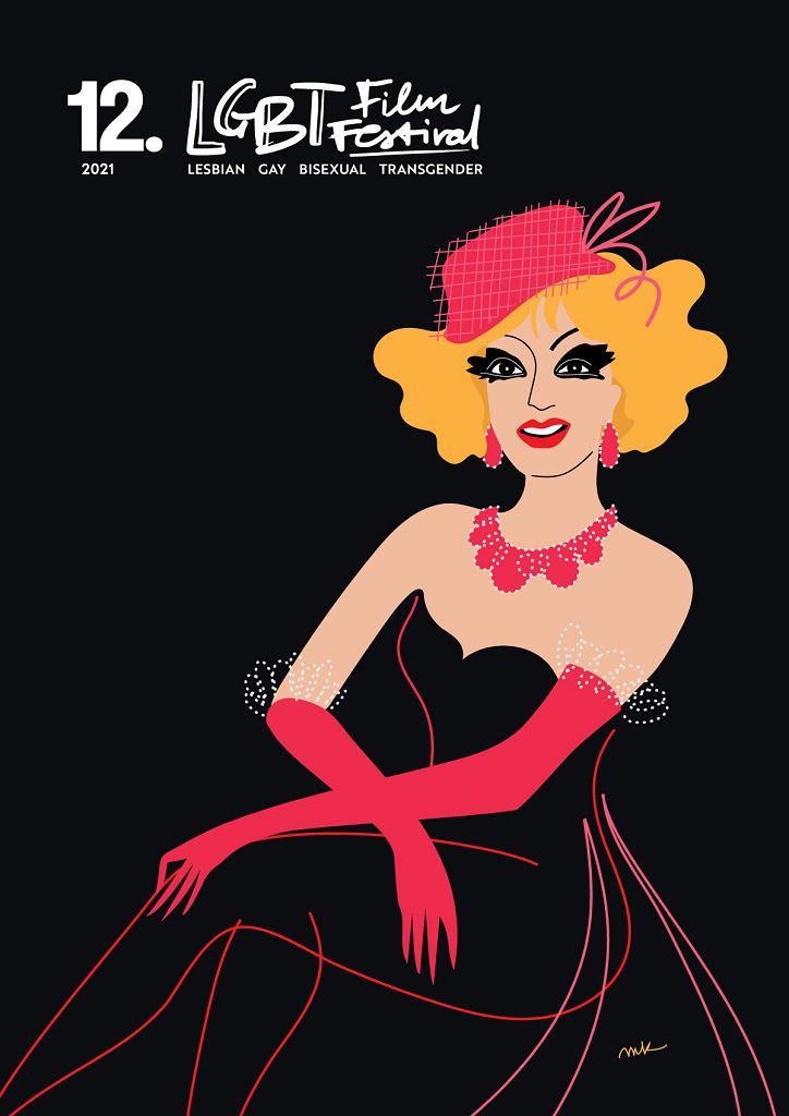 Plakat LGBT Film Festical