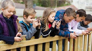 Kontrola rodzicielska - Android. Zdjęcie ilustracyjne