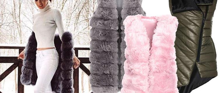 Gwiazdy uwielbiają ten dodatek do swoich zimowych stylizacji! Ciepłe i modne kamizelki to HIT