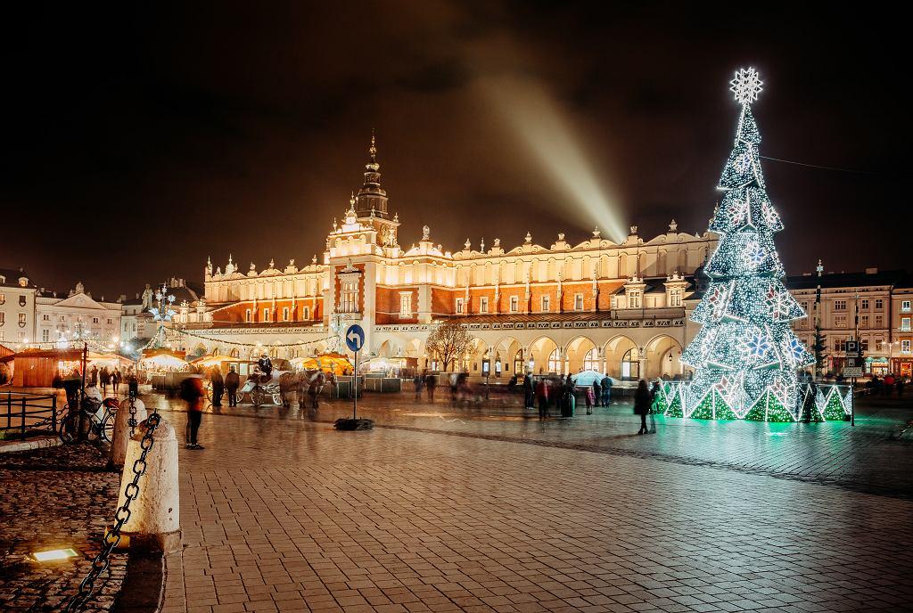 Krakowski jarmark bożonarodzeniowy wśród najpiękniejszych na świecie