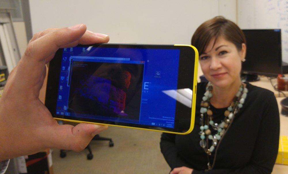 Real Sense Intela to kamera, która wykrywa głębię obrazu