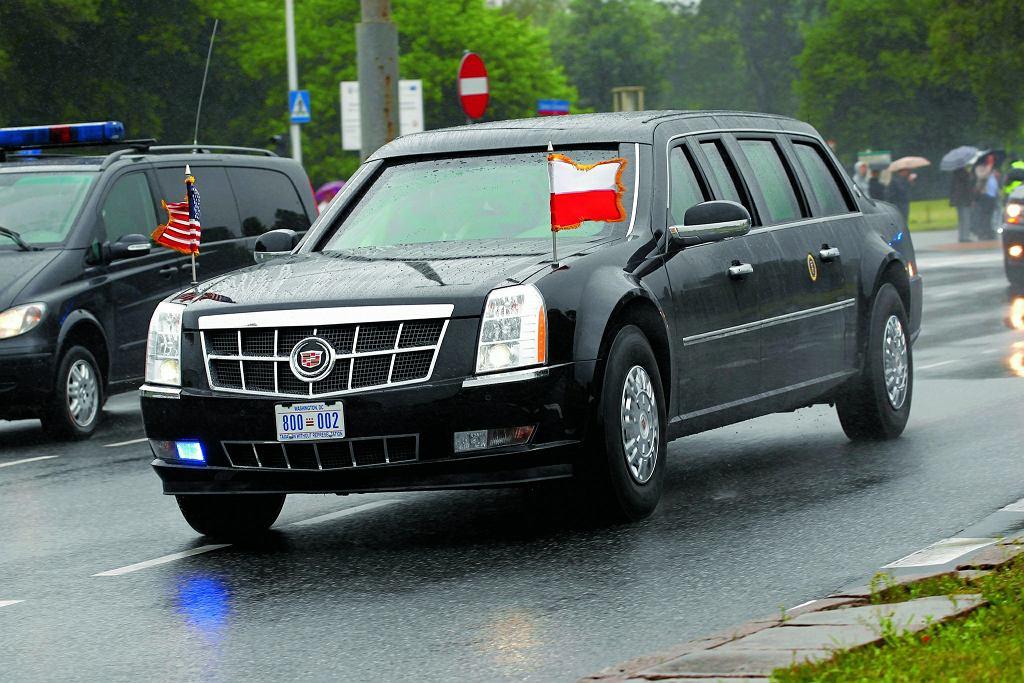 Cadillac One - Bestia Fot. Dariusz Borowicz/Agencja Gazeta