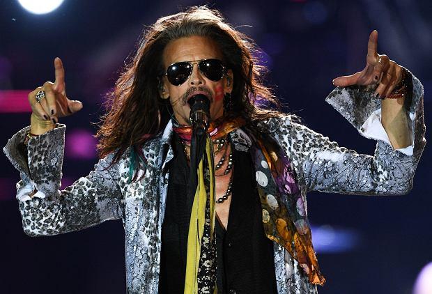 Koncert Aerosmith w Moskwie