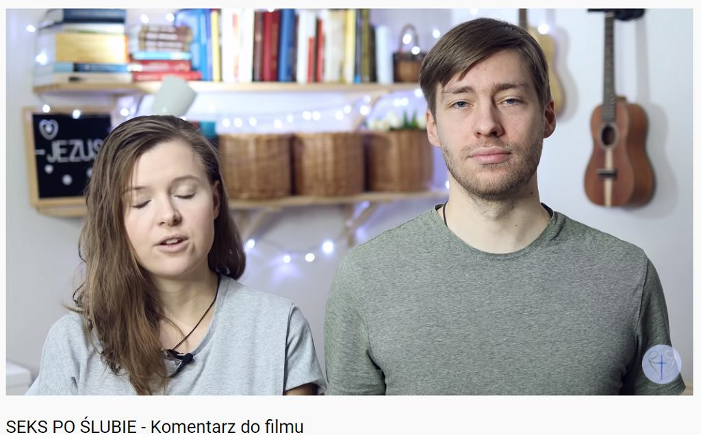 Katoliccy youtuberzy przekonują: Seks w małżeństwie jest obowiązkowy
