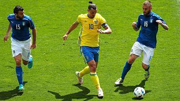 Trener Szwecji zareagował na słowa Ibrahimovicia i ruszył do Mediolanu.