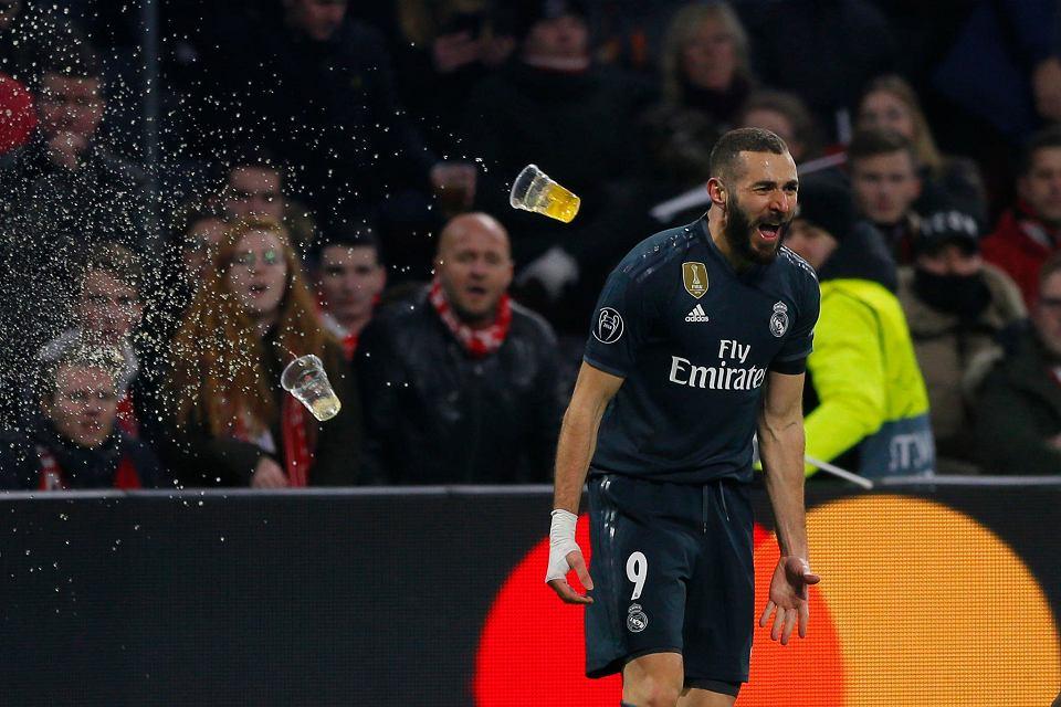Karim Benzema, napastnik Realu Madryt