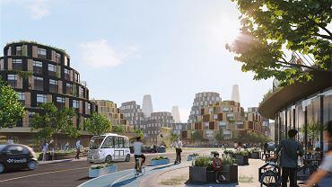 Orbita, miasto przyszłości, ma powstać w Kanadzie