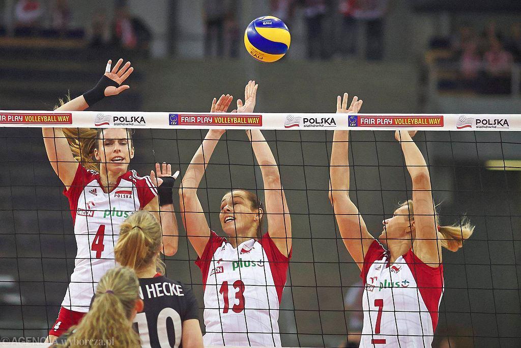 Siatkarska reprezentacja Polski