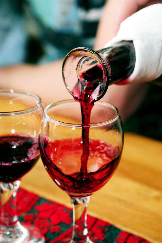 Węgierskie wino / fot. Shutterstock