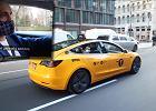 Tesla Model 3 jako nowojorska taksówka. Pierwszy egzemplarz już jeździ ulicach Wielkiego Jabłka. To duże osiągnięcie [WIDEO]