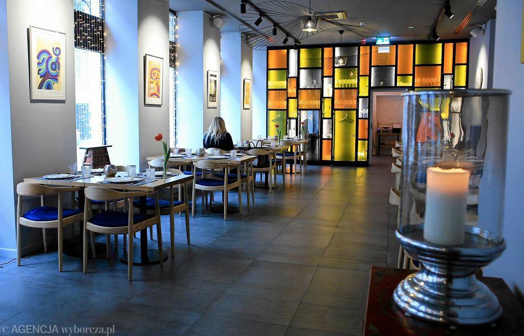 Restauracja Pańska 85. / Fot.Jacek Marczewski / Agencja Gazeta