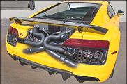 Audi R8 Plus Underground Racing