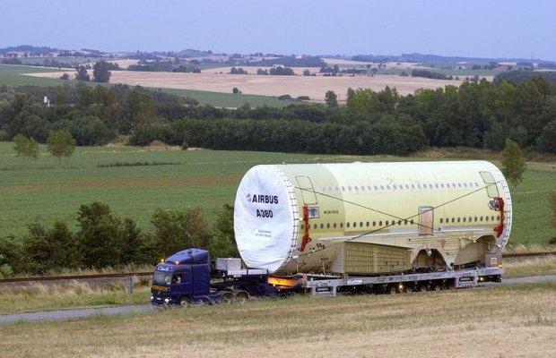 Transport A380