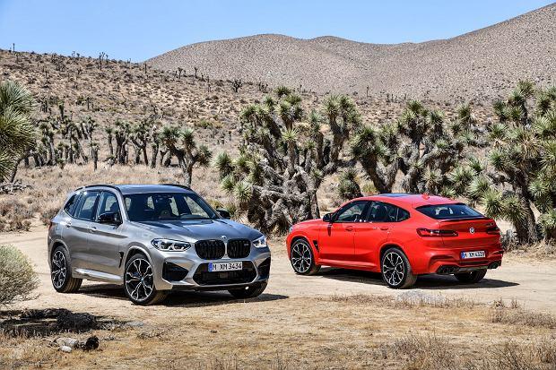 BMW X3 M, BMW X4 M 2019