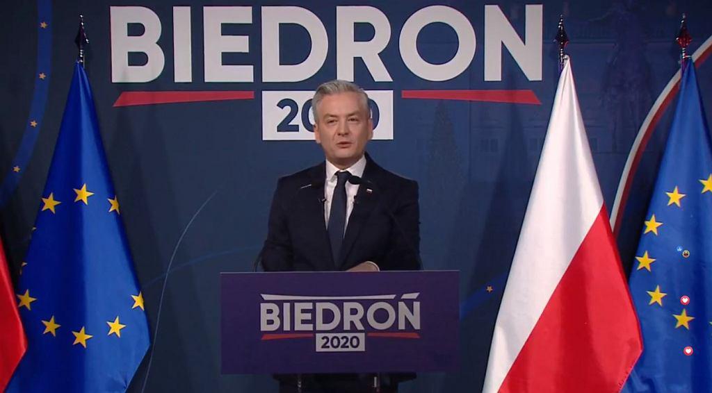 Konwencja Roberta Biedronia