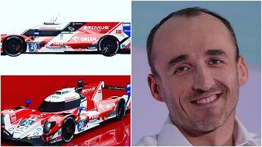 Robert Kubica pojedzie w wyścigu Daytona 24