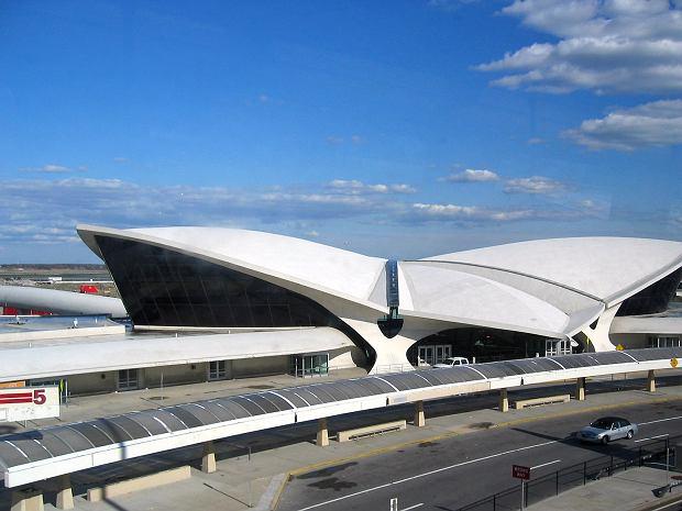Terminal TWA Flight Center około 2006 roku