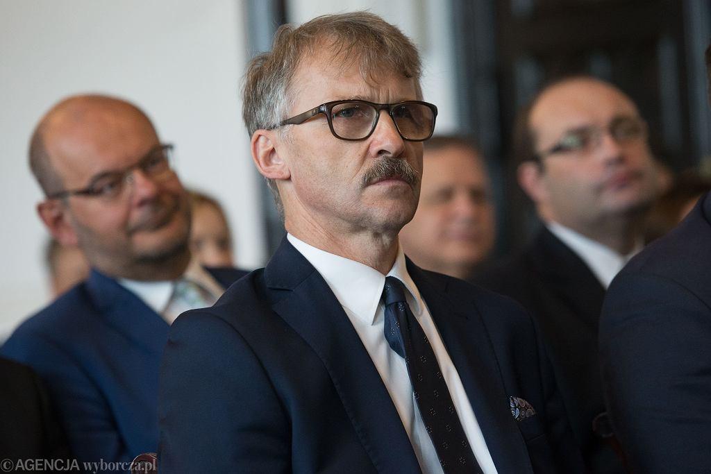 Leszek Mazur, przewodniczący Krajowej Rady Sądownictwa