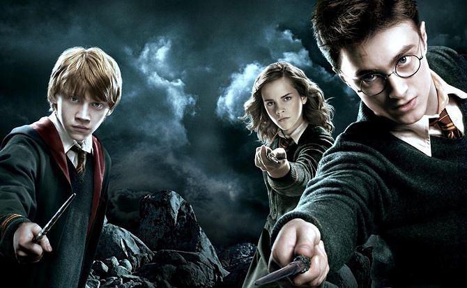 Harry Potter na winylu