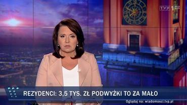 'Wiadomości' TVP, Danuta Holecka