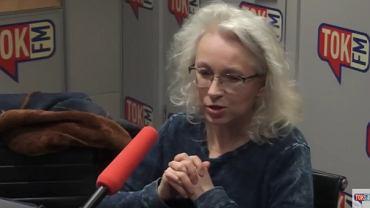 Manuela Gretkowska w 'A Teraz Na Poważnie' w TOK FM