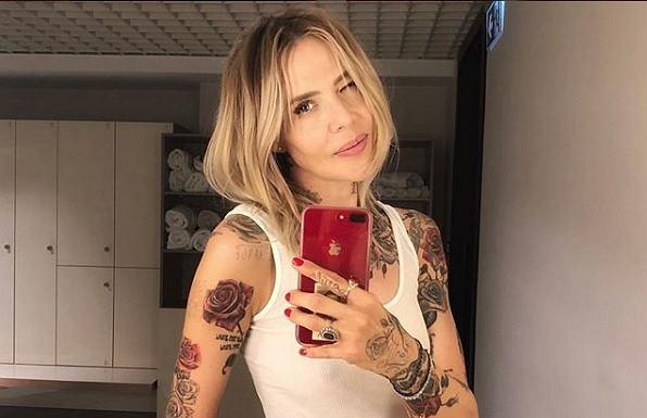 Maja Sablewska na nowym zdjęciu pokazała bardzo chudy brzuch, a fani się o nią martwią