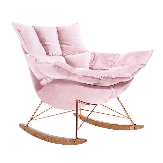 Ponadczasowy fotel bujany - w nowoczesnej odsłonie