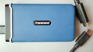 Dysk zewnętrzny Transcend ESD350C 960GB