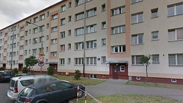 Wybuch w mieszkaniu przy Gierymskiego